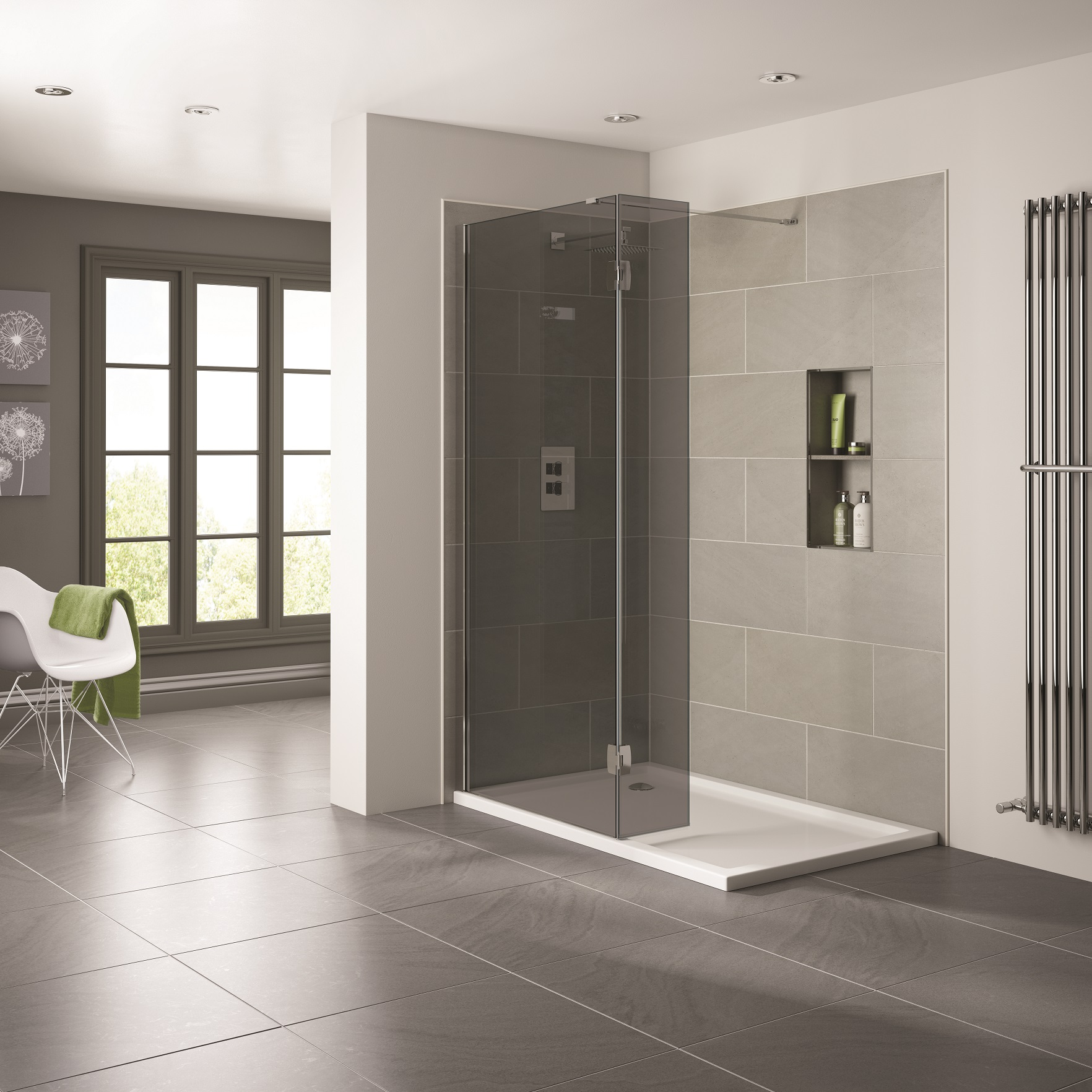 Prestige 10mm Shower Enclosure